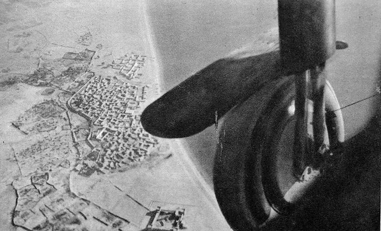 TB - Indie - z letadla