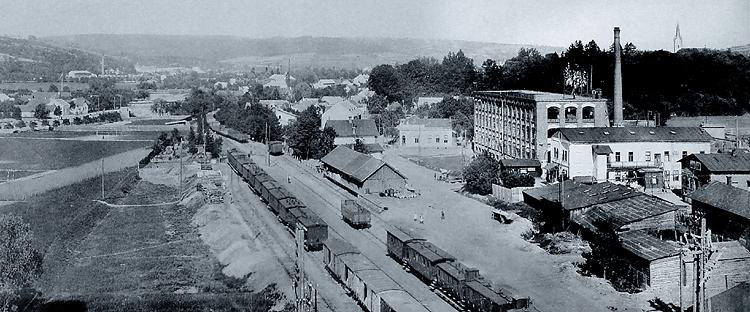 Brána závodů do roku 1922