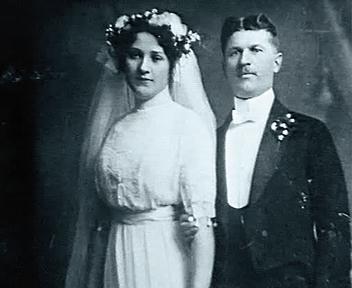 svatba Tomáše s Marií
