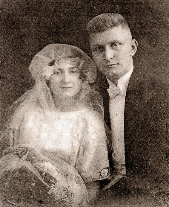 svatba Jana s Marií