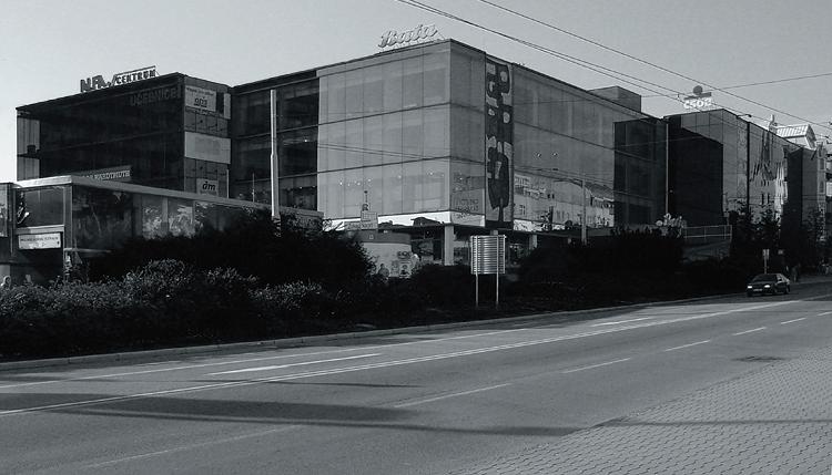 Obchodní centrum dlouhá