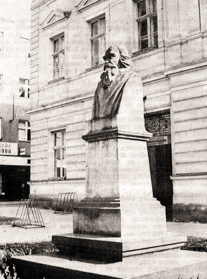 busta Komenského