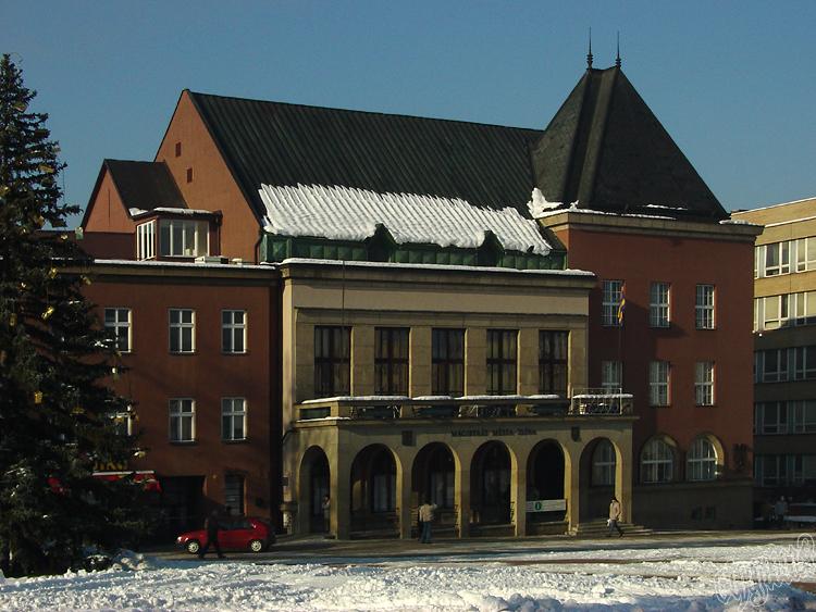 Zlínská radnice