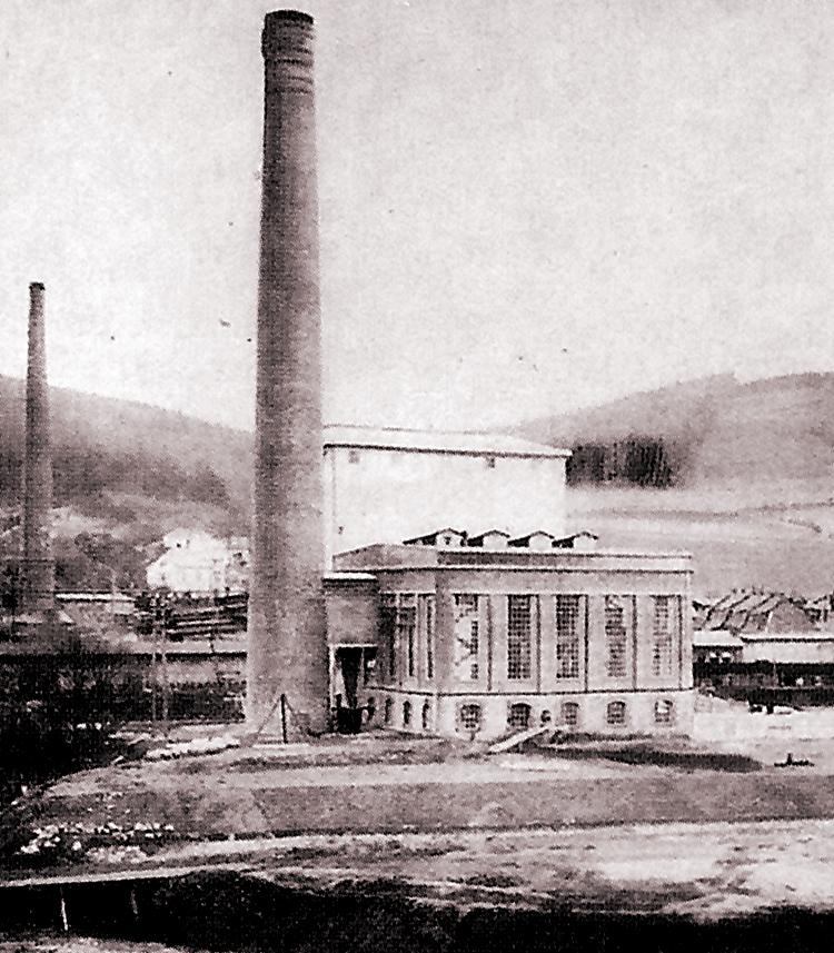 elektrárna Baťa (Svit)