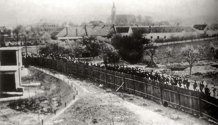odchod ze závodů 1922