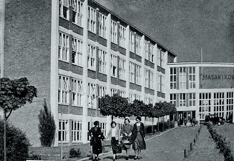 masarykova škola ve zlíně