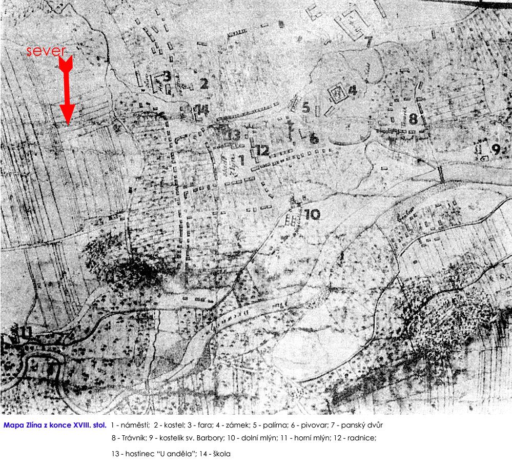 mapa 1790