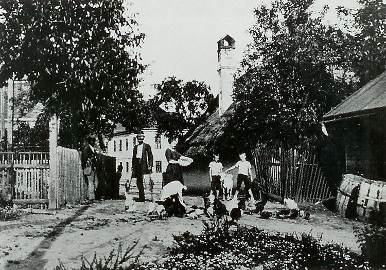 cigánov 1910