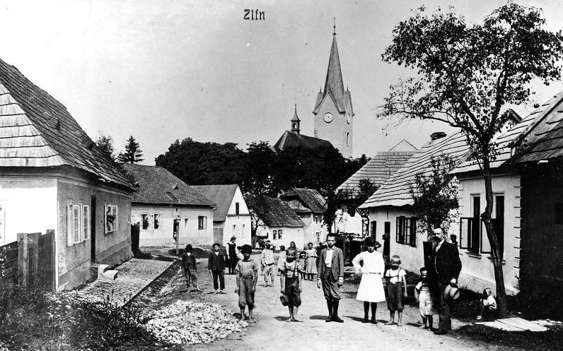 Nadkostelí 1908 nebo 1910