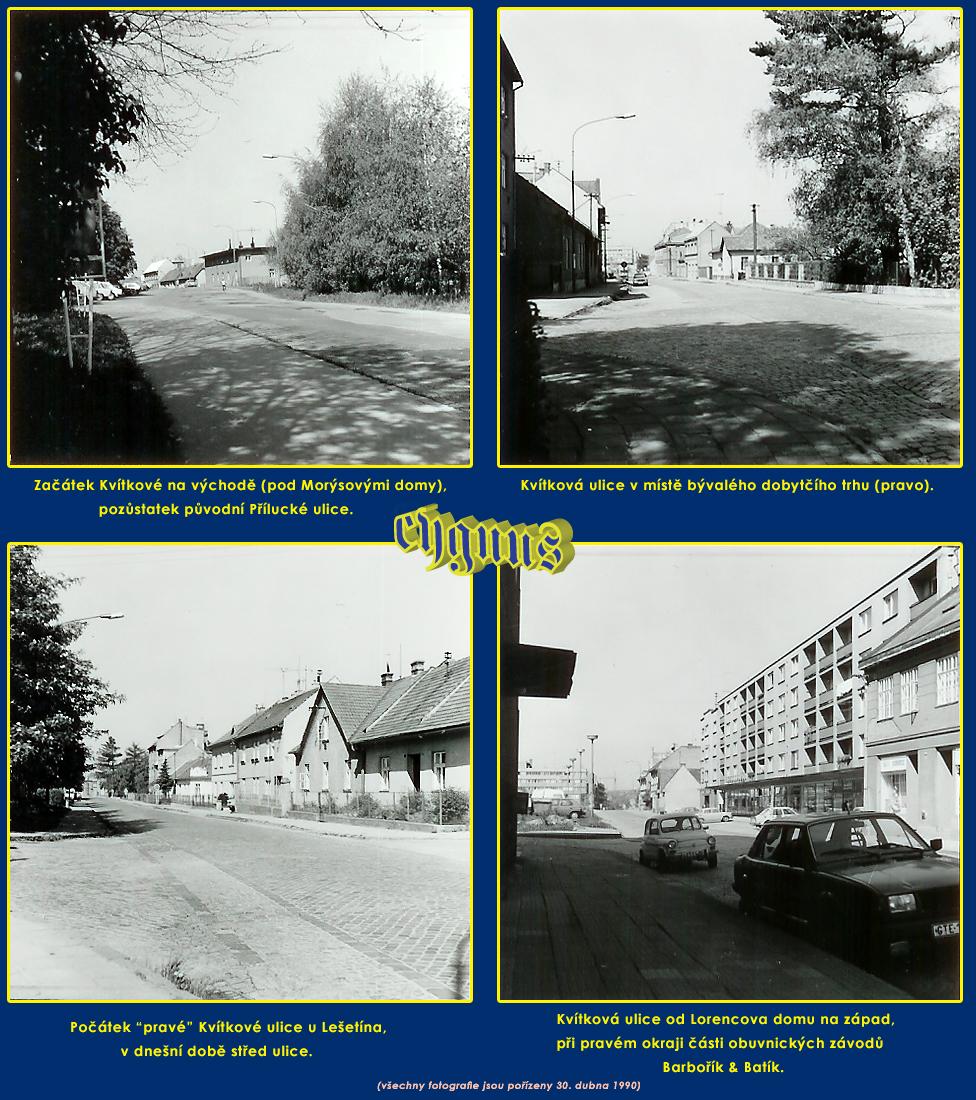 kvítková ulice
