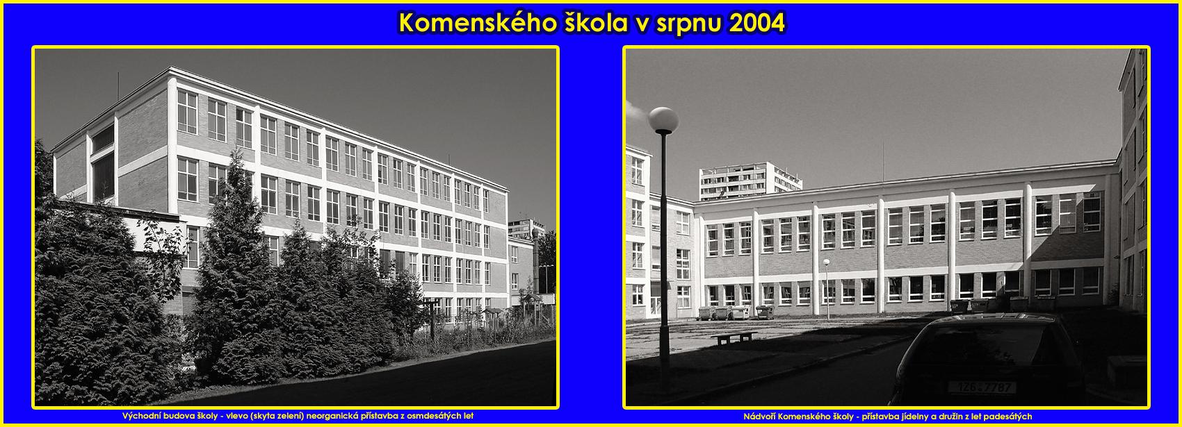 Komenského škola na Zálešné