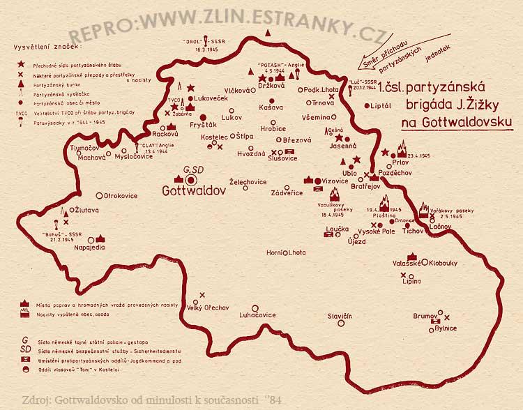 1. československá partyzánská brigáda Jana Žižky