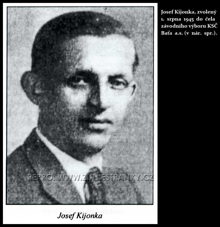 Kijonka Josef